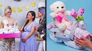 Video Oh Baby, Baby! Check Out These Baby Shower Ideas & More DIY Hacks by Blossom MP3, 3GP, MP4, WEBM, AVI, FLV Agustus 2018