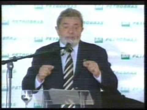 Discurso de Lula - Usina de biodiesel em Montes Claros (MG)
