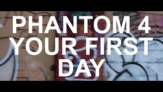 DJI Phantom 4 - First day flying your Phantom 4? This is the perfect beginner's tutorial for your first day out flying. DC/RC takes you ...