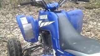 8. 2004 Yamaha Raptor 660!