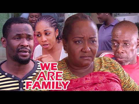 We Are Family Season 3&4 - Ebere Okaro / Chizy Alichi / Zubby Micheal 2019 Latest Nigerian Movie