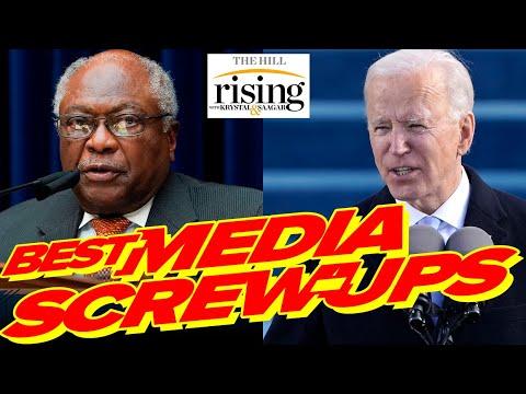 Our Favorite Media Screwups w/ Katie Halper: Did Clyburn Get Biden Elected?