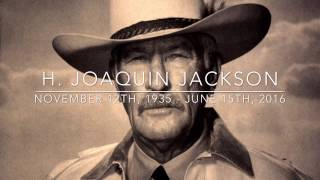 Joaquin (TX) United States  City pictures : Remembering H. Joaquin Jackson