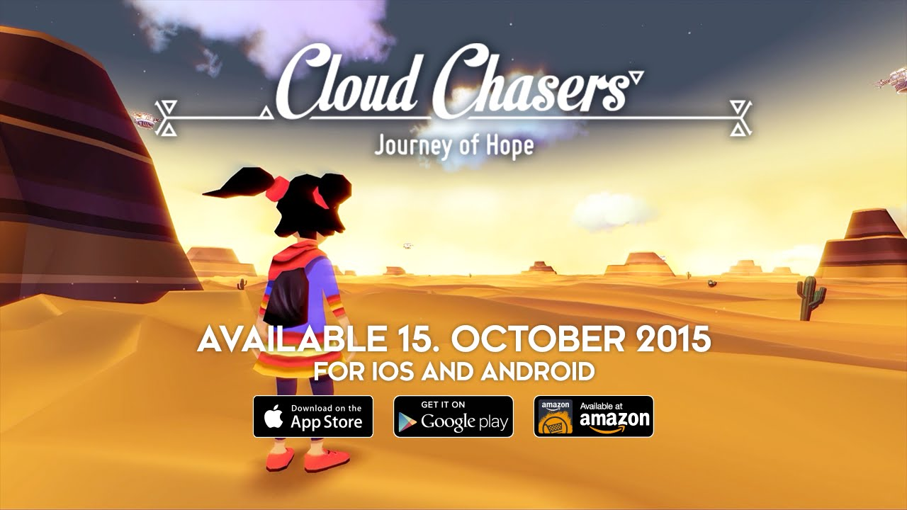 Desert-Wandering Roguelike 'Cloud Chasers' Launches Next Week