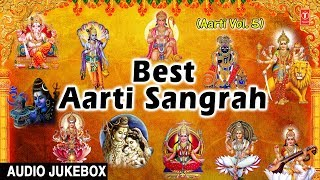 Video Best Aarti Sangrah, Best Aarti Collection I HARIHARAN, VIPIN SACHDEVA I Full Audio Songs Juke Box download in MP3, 3GP, MP4, WEBM, AVI, FLV January 2017