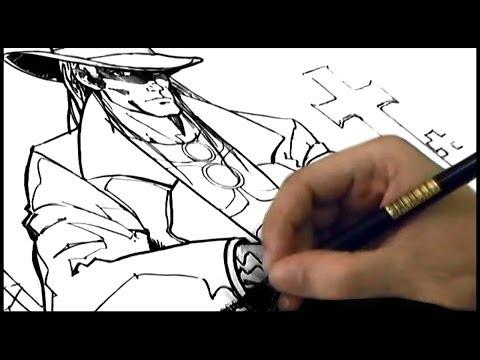 Aprenda a Desenhar: Criando HQ- (Learn how to drawn: creating an HQ )