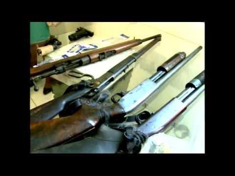 Polícia divulga apreensão de dinheiro e armas no assalto em Miguel Alves