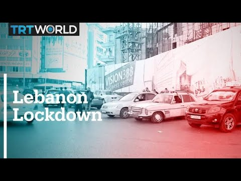 Lebanon's fifth lockdown further dents economy
