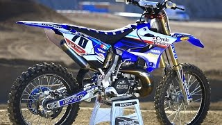 8. Project Cycle Trader Rock River Yamaha YZ 250 2 stroke - Motocross Action Magazine