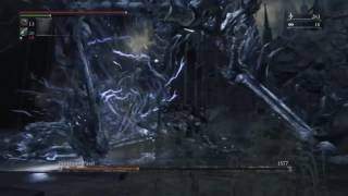 Bloodborne - New Game Plus 6 Darkbeast Paarl Boss Fight