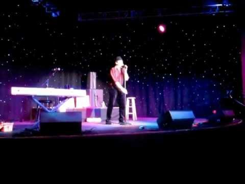 Billy Mancini Meadows Casino Talent Show