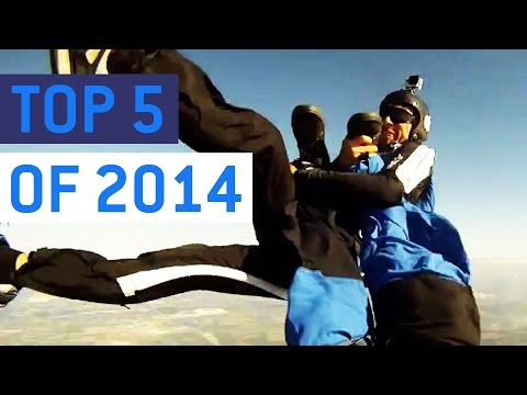 Top 5 Pranks of 2014 || JukinVideo Top Five