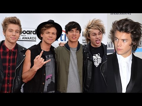 popular - More Celebrity News ▻▻ http://bit.ly/SubClevverNews 7 Things you didn't know about 5H▻▻http://bit.ly/1ked4zr Move over One Direction, 5 Seconds of Summer is OFFICIALLY moving in...