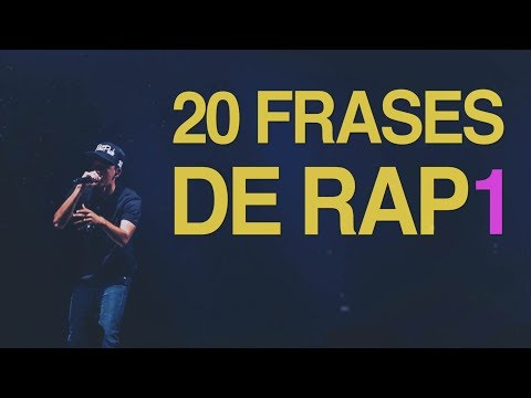 Frases para fotos - 20 Frases de Rap de los raperos más exitosos