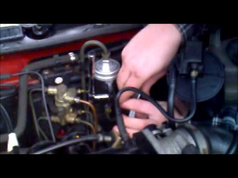 how to fit mg zr heater resistor