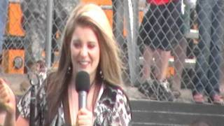 Fort Oglethorpe (GA) United States  City pictures : Lauren Alaina Homecoming at Lakeview High School, Fort Oglethorpe, GA