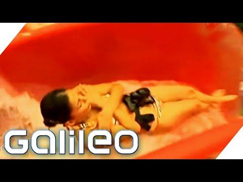 Wasserrutschen Ranking: Die spektakulärsten Indoor-Rutschen der Welt | Galileo | ProSieben