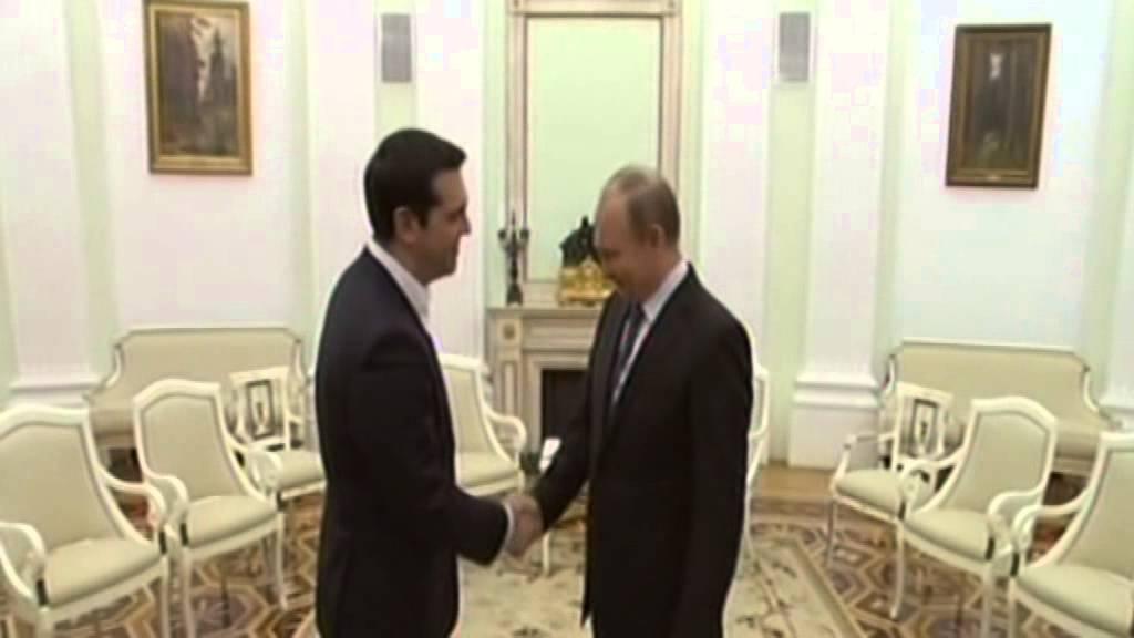 Στη Ρωσία ο Αλ. Τσίπρας
