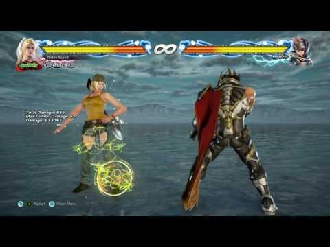 Tekken 7 Nina easy juggle combos by Meteo