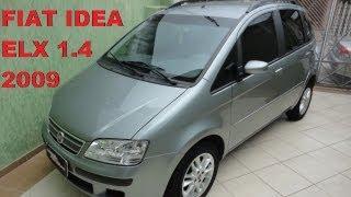 Fiat Idea ELX 1,4 2009