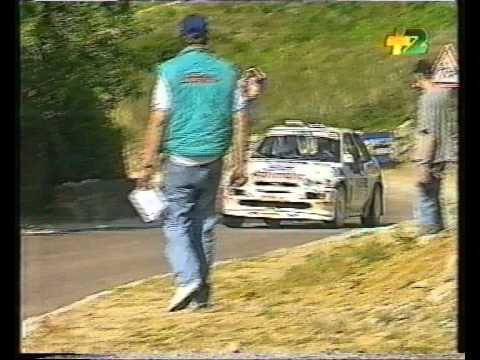 39° tour de corse 1995