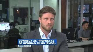Requião Filho fala sobre suas propostas para Curitiba. Assista!