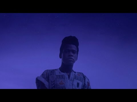 Watch the epic video for 'Darker' by Shamir