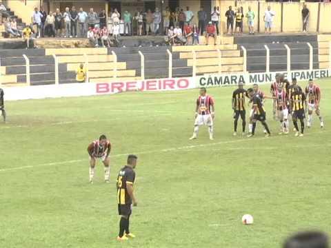 Novo Horizonte 0 x 1 Anápolis