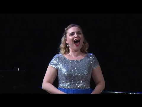 Концерт солистов Академии молодых певцов Мариинского театра 25 апреля 2018 года