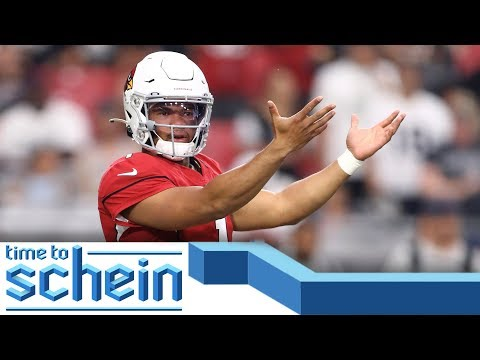 Video: Kyler Murray lets down HIGH expectations and Melvin Gordon should STILL get paid | Time to Schein