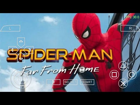 Spider-Man Far From Home Game Download In Android