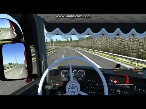 Scania V8 sound mod v7