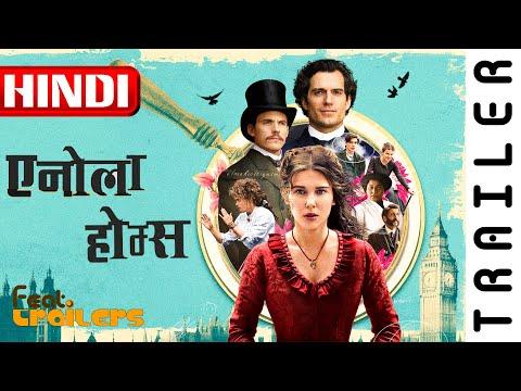 Enola Holmes (2020) Netflix Official Hindi Trailer #1   FeatTrailers