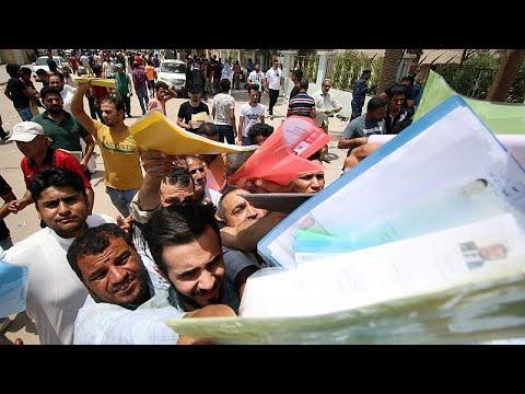 Irak: Reich an Öl, aber arm - die Proteste im Südir ...