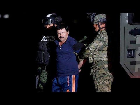 Ισόβια για τον El Chapo