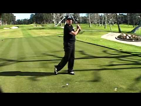 Rocco Mediate long driving tips for more distance