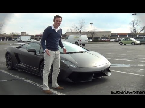 Review: Lamborghini LP570 Superleggera