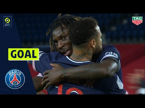 Goal Bioty Moise KEAN (23' - PARIS SAINT-GERMAIN) PARIS SAINT-GERMAIN - DIJON FCO (4-0) 20/21