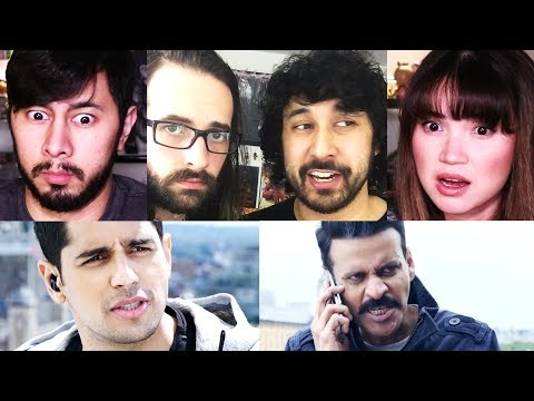 Download AIYAARY | Sidharth Malhotra | Manoj Bajpayee | Trailer Reaction! HD Mp4 3GP Video and MP3