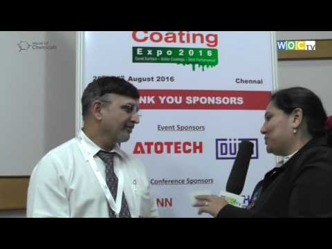 Coventya at Surface & Coating Expo 2016