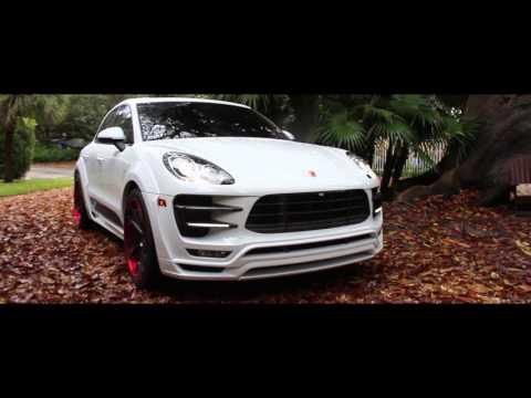 MC Customs | Porsche Macan • AG Wheels