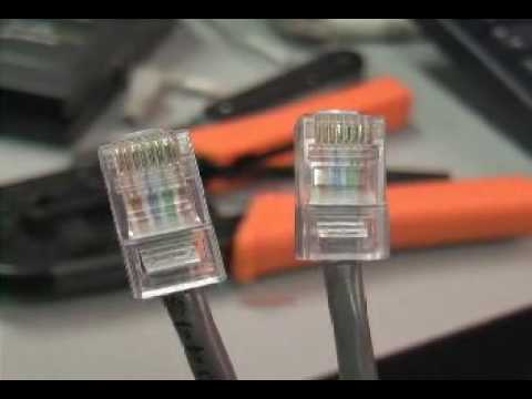Como hacer un cable de red ethernet