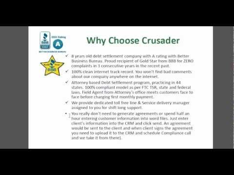 Video 2: How to Join Top Rated Debt Consolidation Affiliate Programs