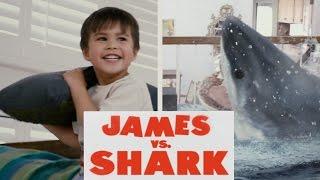 James vs. Shark