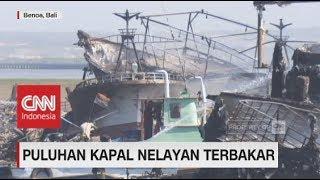 Video Puluhan Kapal Nelayan Terbakar, Penyebab Kebakaran Masih Dilakukan MP3, 3GP, MP4, WEBM, AVI, FLV Juli 2018