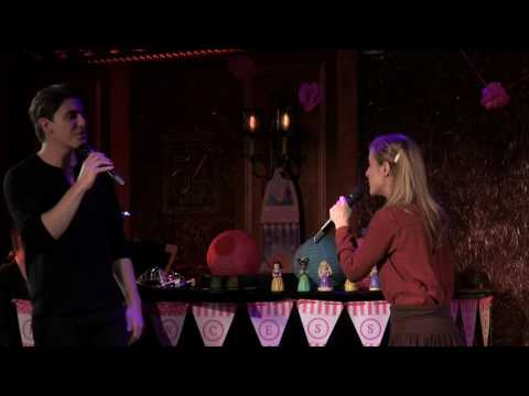 """Christy Altomare and Derek Klena - """"At The Beginning"""" (The Broadway Princess Party)"""