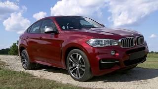 ► 2015 BMW X6 M50d Off-Road Demo
