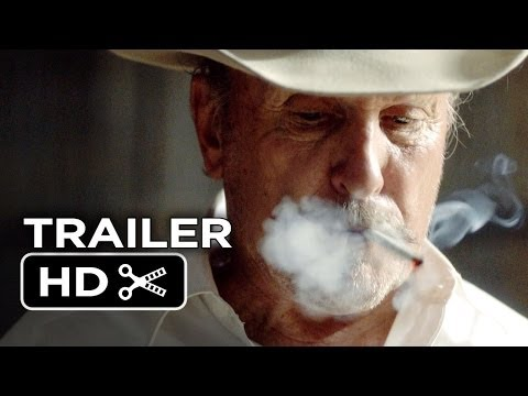 A Night In Old Mexico Official Trailer 1 (2014) - Robert Duvall, Jeremy Irvine Movie HD