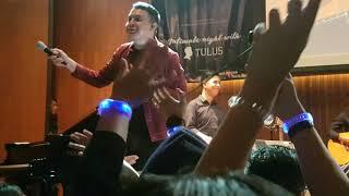 Tulus - Teman Hidup + Sewindu (Intimate Night with Tulus Concert - Live Konser 2018)