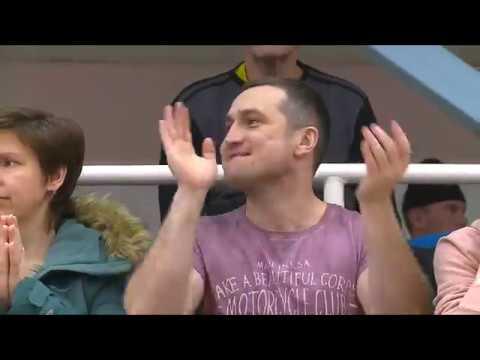 Волейбол. Высшая лига «А». ВК «Тюмень» - «Нефтяник» (Оренбург) - 2:3. Видеообзор